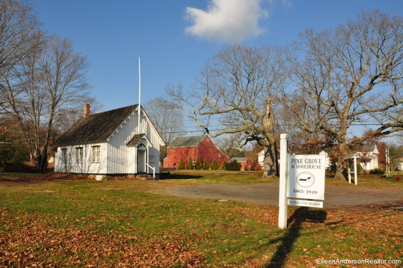 Historic Pine Grove School House 1865-1949, Avon, CT