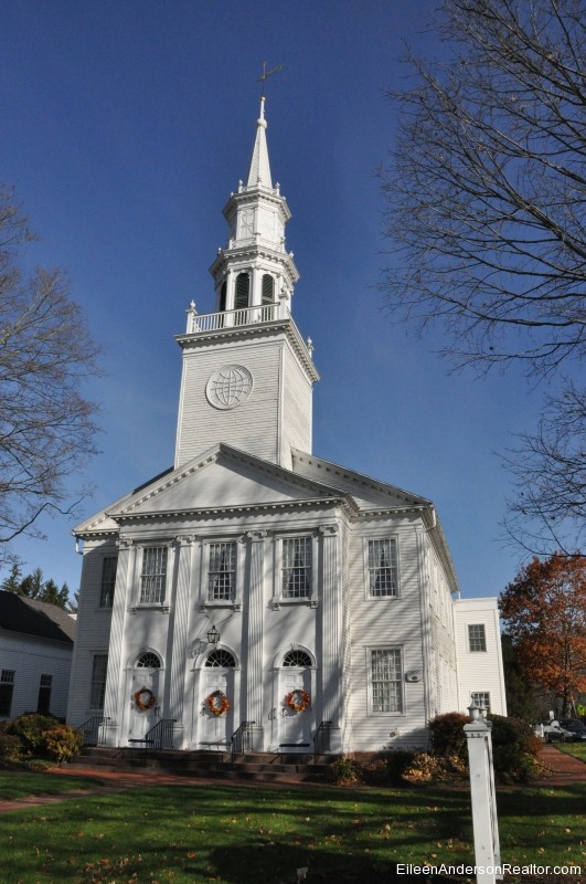 Avon Congregational Church, Avon, CT