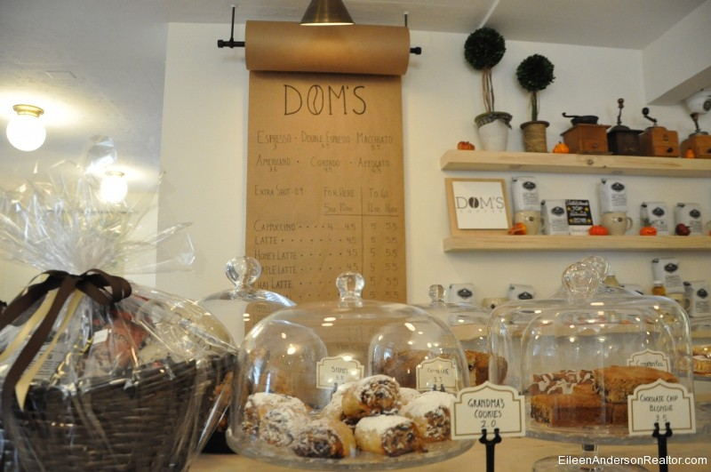 Dom's Coffee Shop Avon-CT