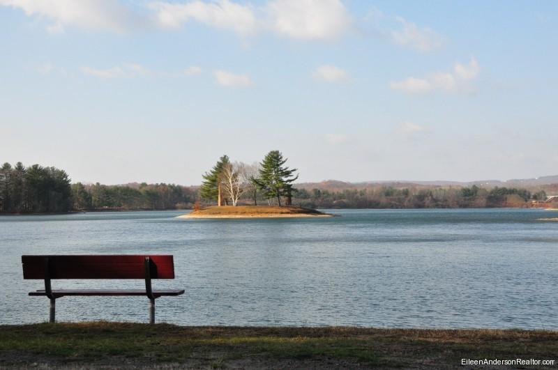 Lake at Winding Trails, Farmington, CT