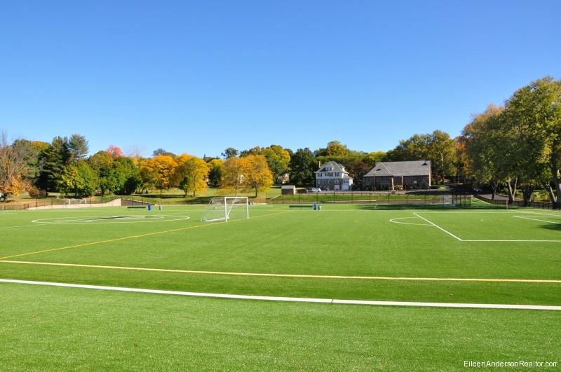 Farmington-CT, Ethal Walker School Atheltic Fields