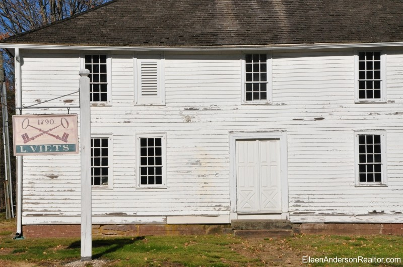 Historic sites Granby CT