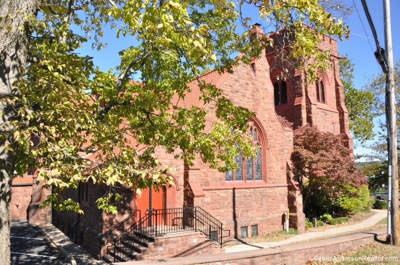 Church Simsbury-CT