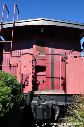 Historical Buildings Simsbury CT- Railroad