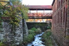 Simsbury-CT Millrights Restaurant Bridge