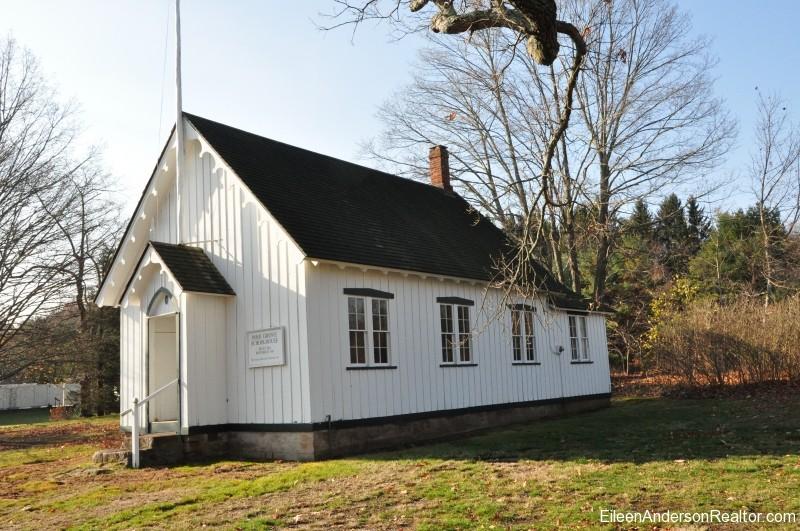 HHistoric Sites Avon CT School