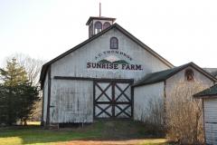 Historic Sites Avon CT Sunrise Farm