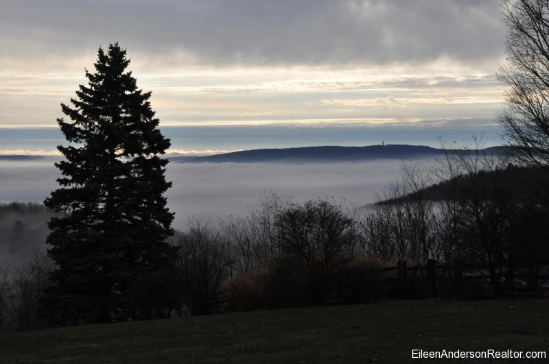 Fog Farmington Valley - Simsbury-CT
