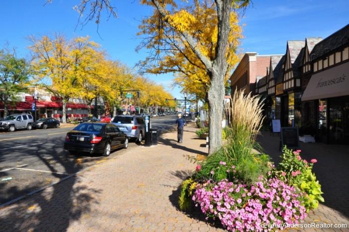 West-Hartford-Center shops