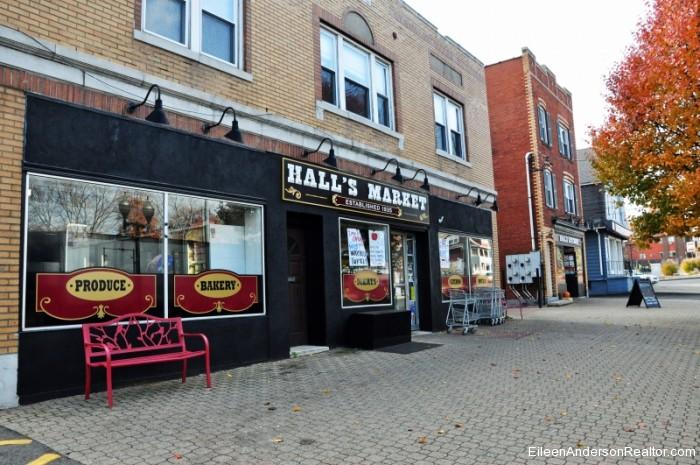 Halls Market Park Road West Hartford CT