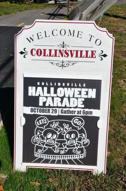 Halloween Parade Collinsville, CT