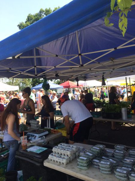 Farmers Market, Collinsville CT Canton