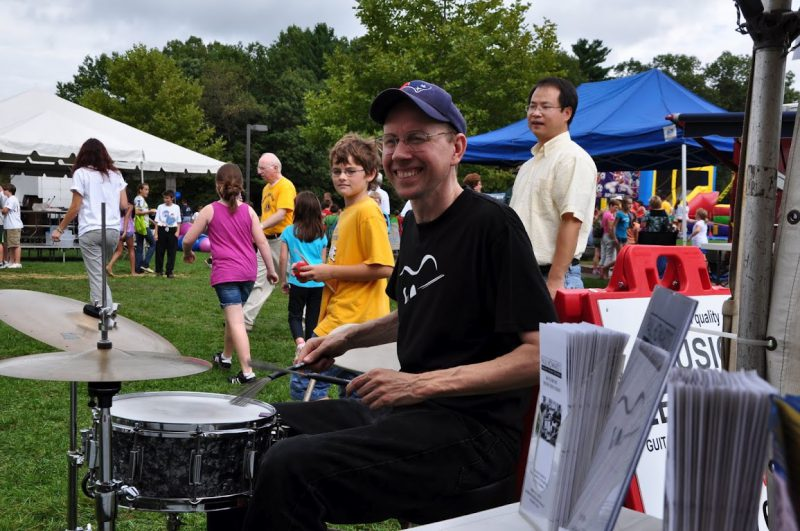 Avon Days - Tido Holtkamp, Drum Instructor at Paul Howard's Valley Music School Avon CT