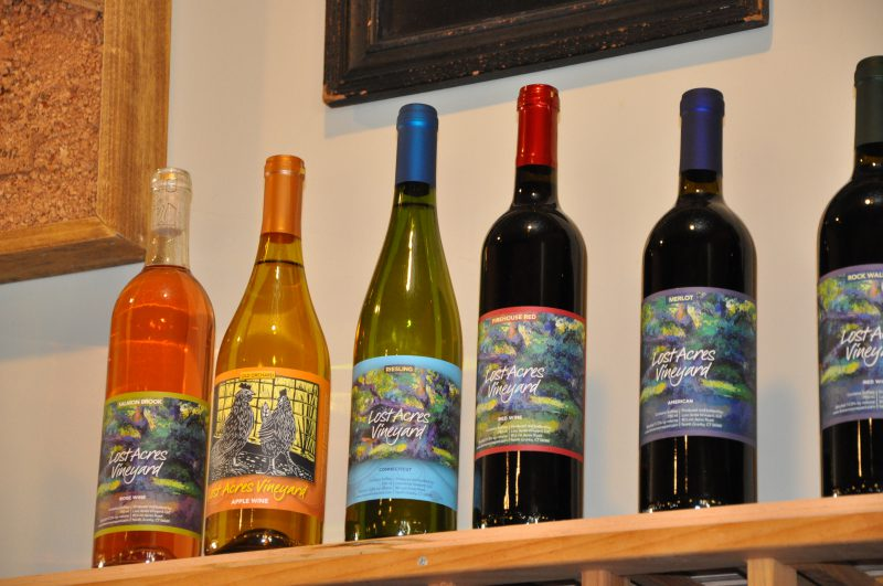 Lost Acres Vineyard