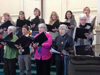 Eileen-Womems-Praise-Choir