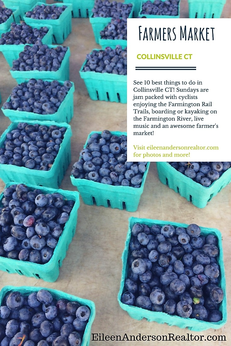 Farmers Market Collinsville CT - Canton CT