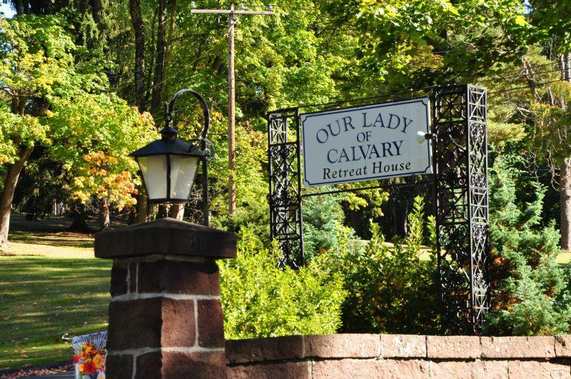 Our Lady of Calvary Retreat House, Farmington, CT