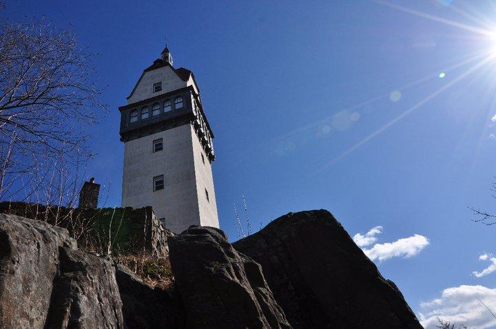 Heublein tower Simsbury ct