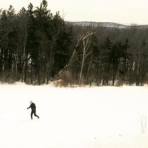 Cross Country Skiing, Simsbury, CT