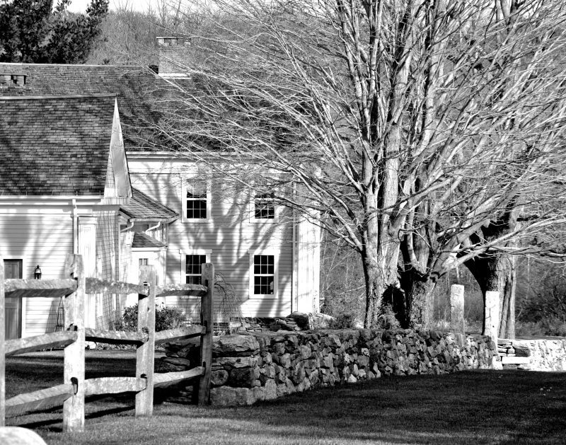 Real Estate Historic Colonial Home
