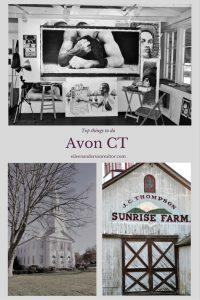 Things to do Avon CT realtor real estate Farmington Valley