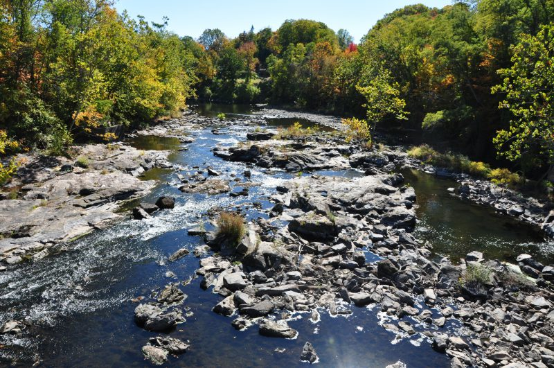 Farmington River Canton CT