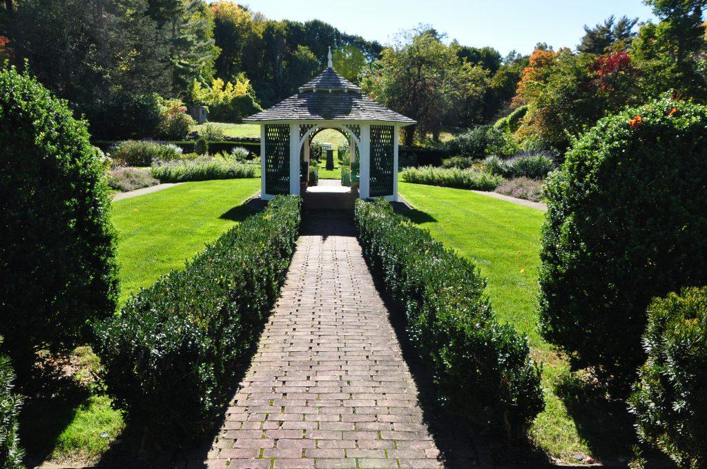 Sunken Garden Hillstead Museum, Farmington, CT