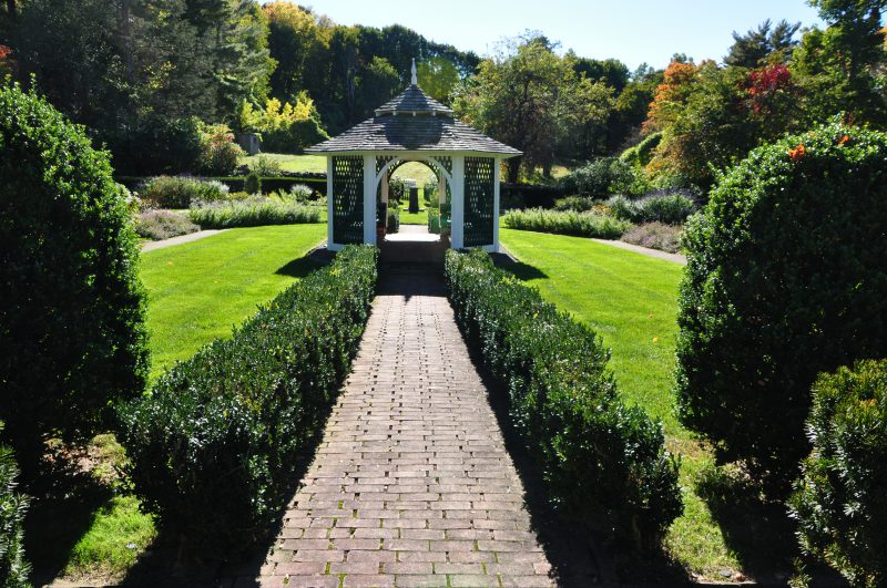 Sunken Garden Hillstead Museum, Farminton, CT