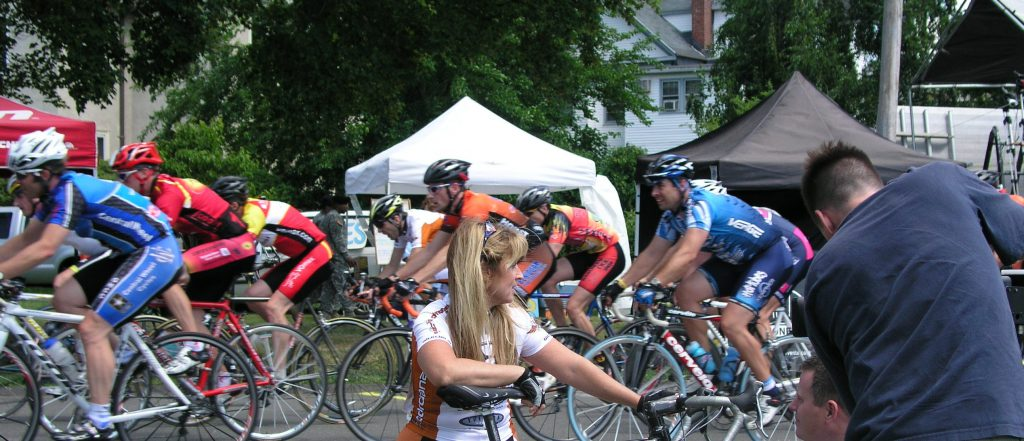 Community Sponsorship of Wounded Warriors Project at Bike Race in Connecticut