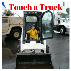 Touch a Truck - Save the Playgrounds