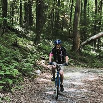 Mountain Biking in CT, Cyling in Connecticut, White Memorial trails