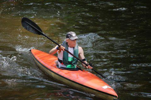 Kayaking Framington River