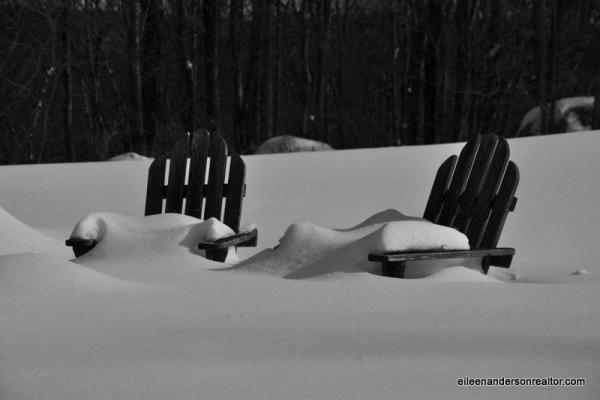 Snow - Patio Furniture care