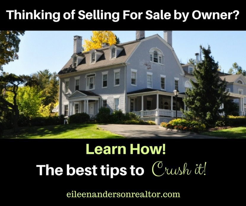 Thinking of Selling For Sale by Owner, Real Estate Farmington Valley, Realtor Farmington Valley