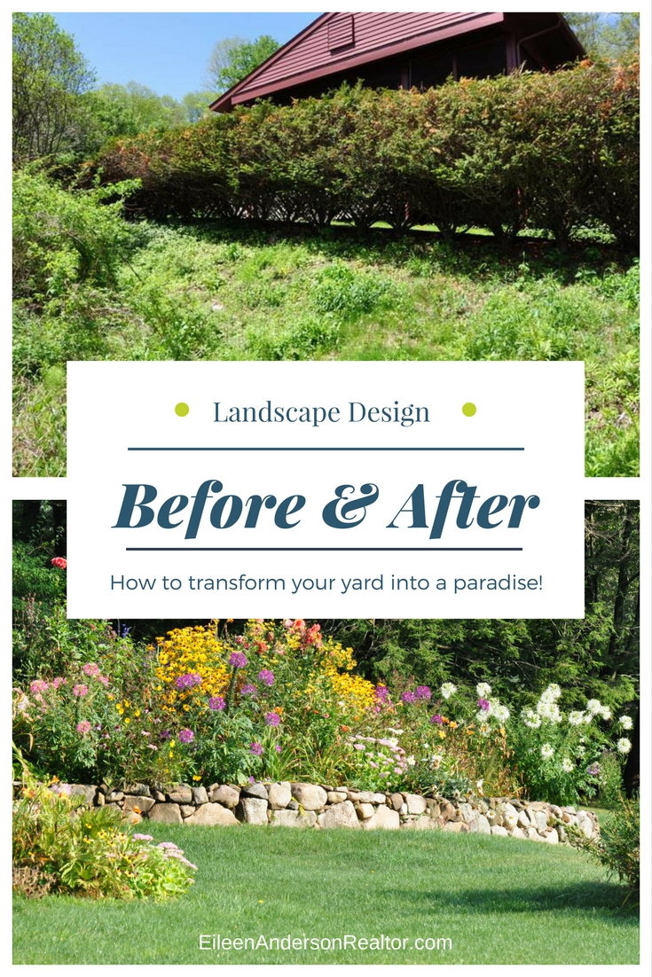 Landscape Design, Gardens, DIY, Real Estate Improvement, Realtor, How to improve your curb appeal when selling your home.