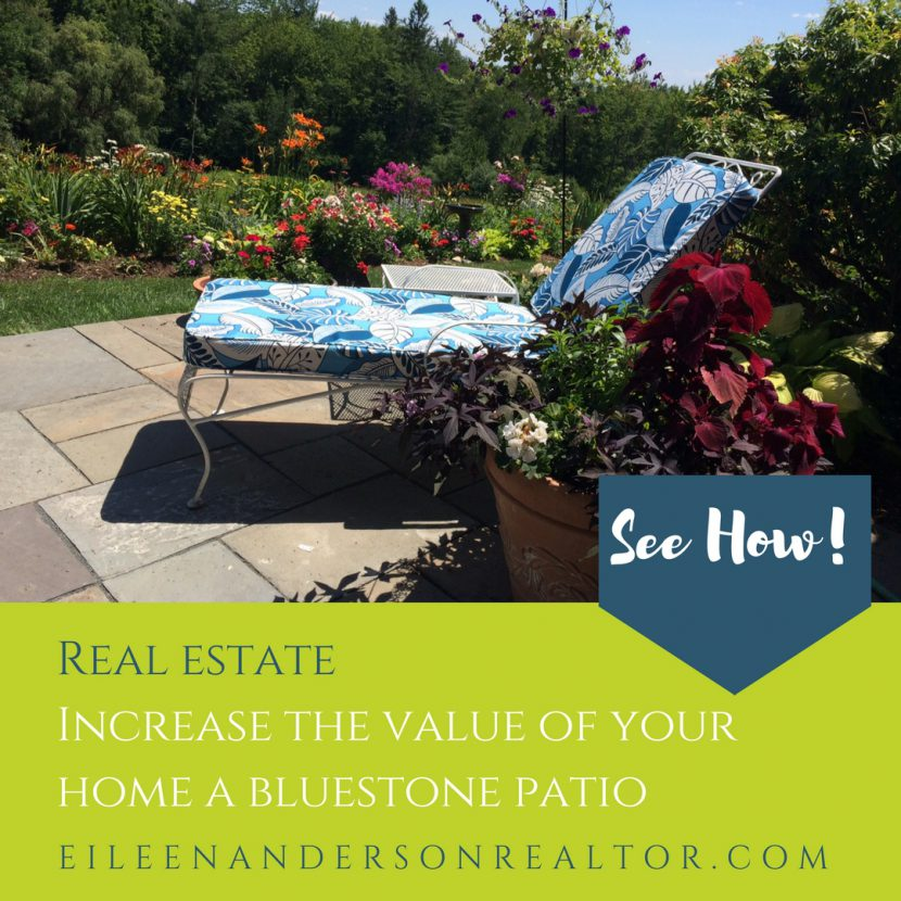 Landscape Design Part 3 Bluestone Patio