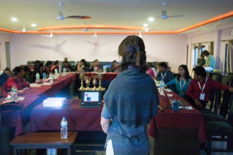 Sarah Nepal speaker