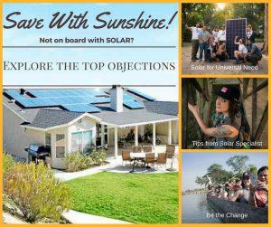Save With Sunshine!