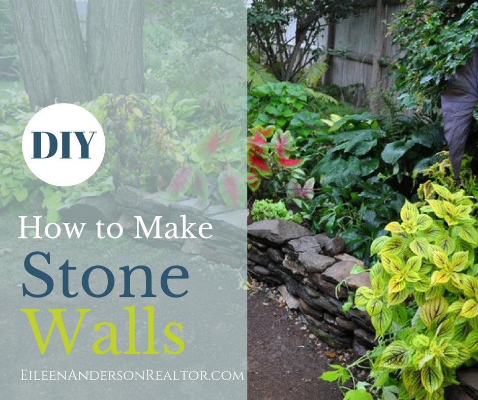 how-make-stone-walls