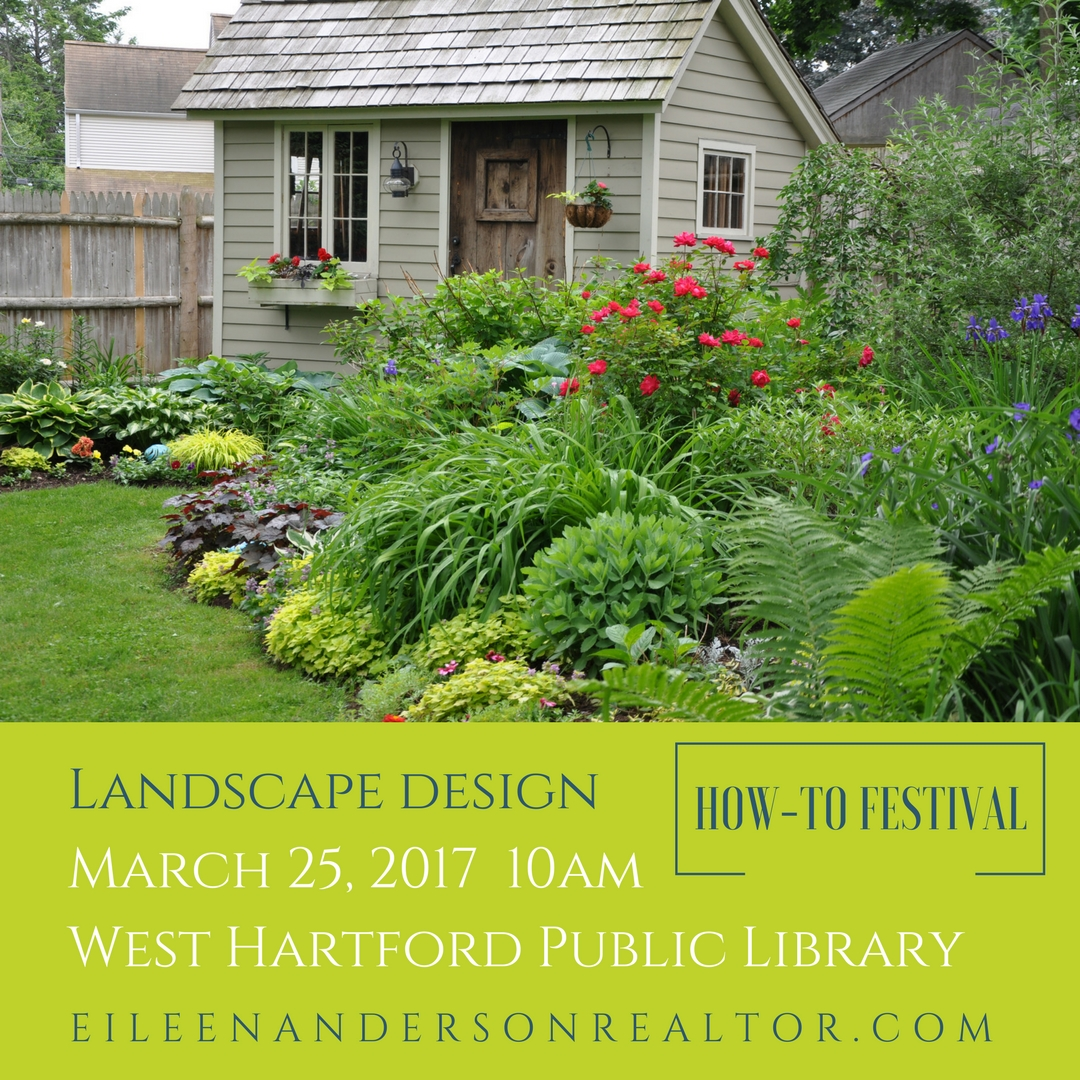 How To Landscape Small Yards | How To Festival | West Hartford CT