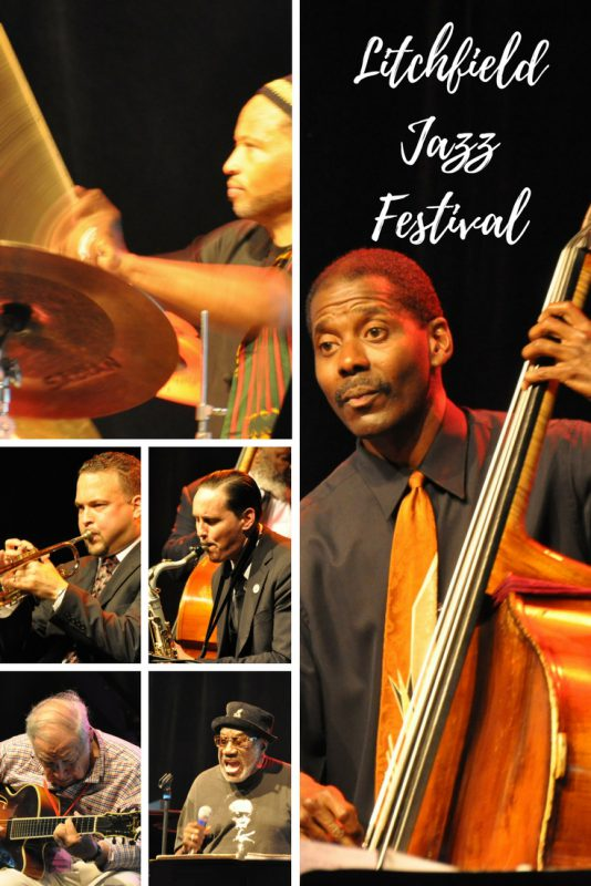 Litchfield Jazz Festival, Goshen, CT, Things to do Connecticut