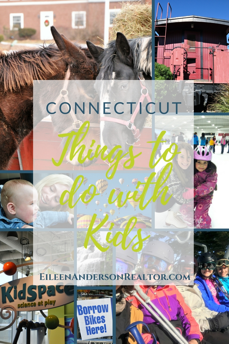 Things to do in CT, activities for kids and families, outdoor activities, museums, farms, beaches, trains, concerts, historic sites, aquariums, hikes with kids, swimming, skating, parades, holiday activities, and more!