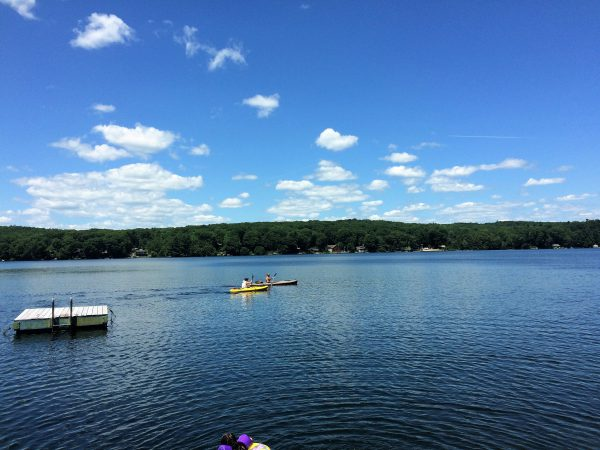 West Hill Lake, New Hartford, CT, Visit CT, Things to do with kids, Kayaking CT, Realtor New Hartford