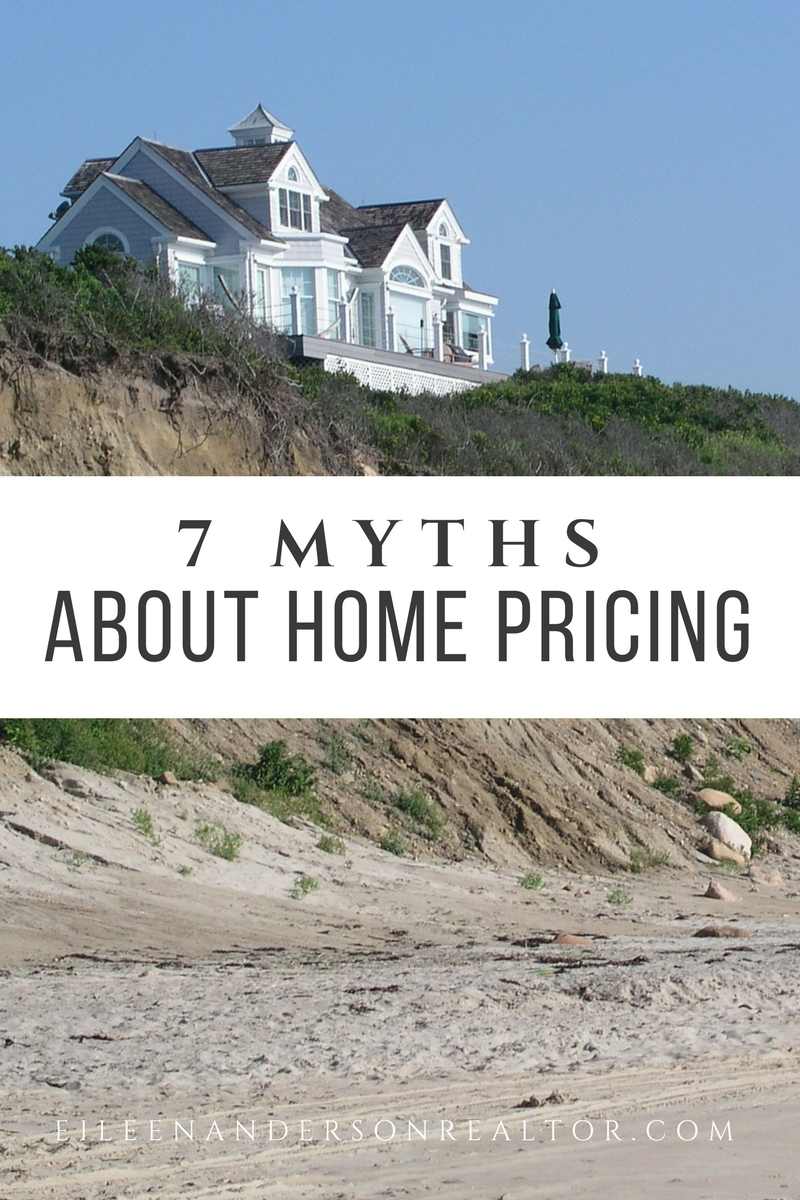 7 MYTHS HOME PRICING