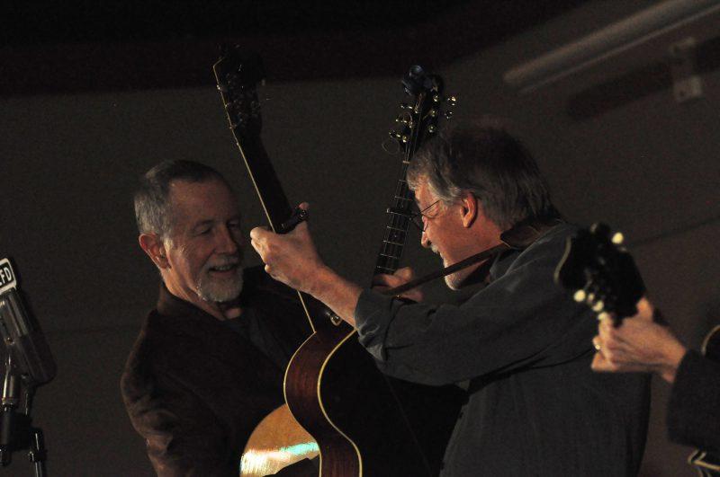 Last Fair Deal performing at Simsbury Library