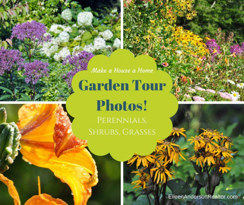 Garden Tour Photos