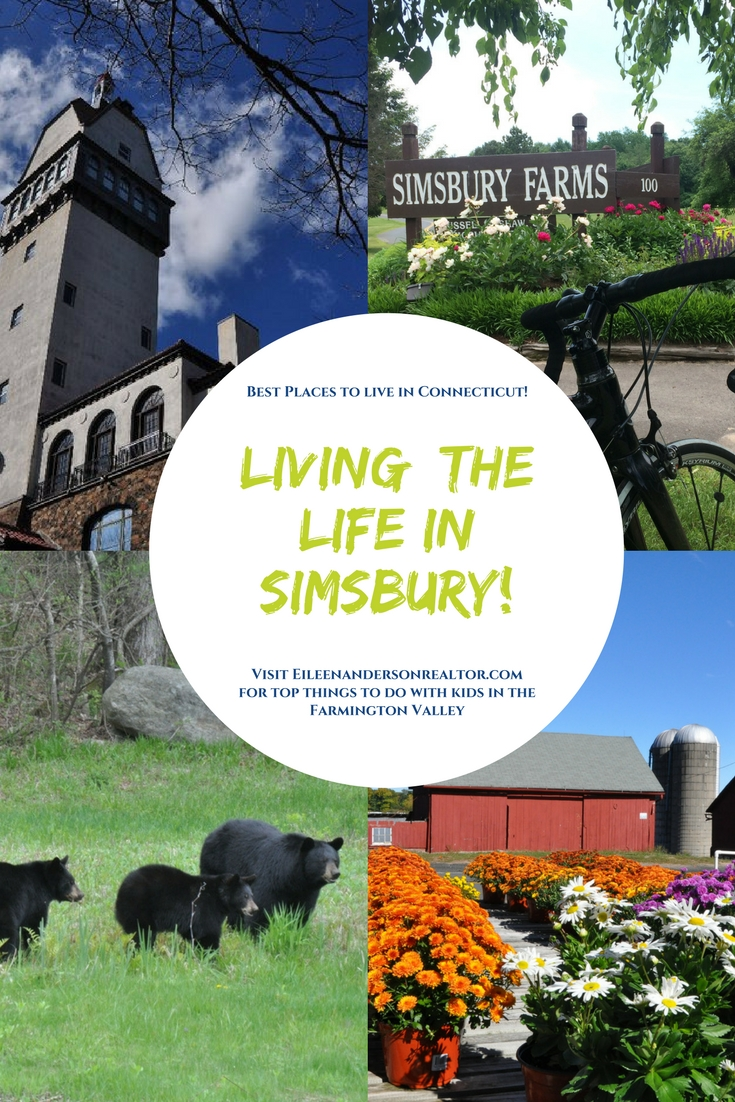 Simsbury Living, things to so Simsbury, ct, things to do with kids simsbury ct