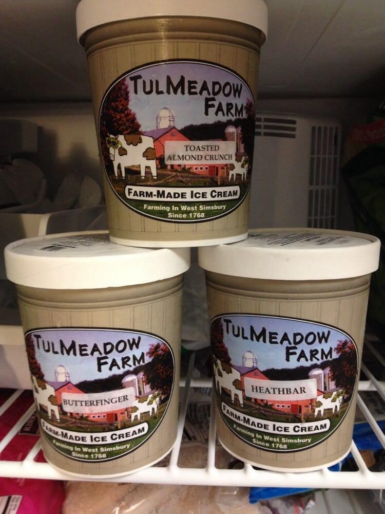 Tulmeadow Farms Ice Cream