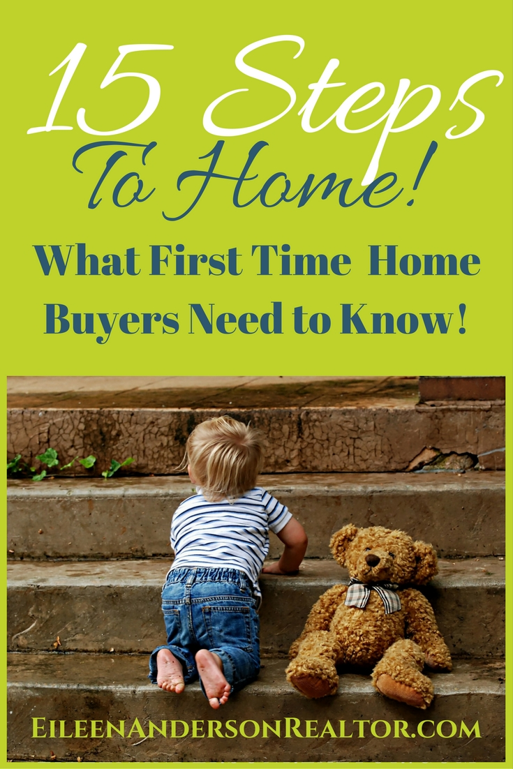 First Time Home Buyer Steps To Simplify The Home Buying