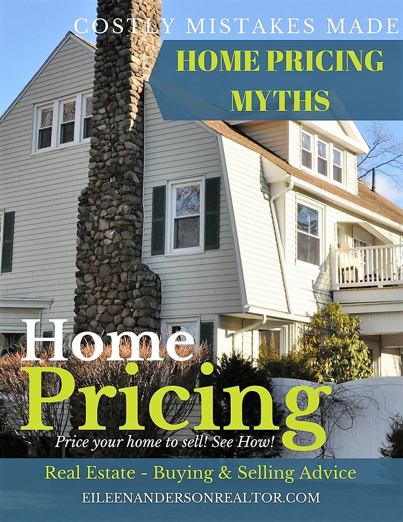 Home pricing advice, Real Estate, Myths of Home Pricing, How to stage your home to sell, mistakes made in pricing a home for sale.